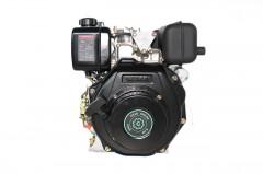 Дизельный двигатель Grünwelt GW178FE (6 л.с., шлиц - 25мм)