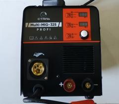 Сварочный полуавтомат Сталь Multi - MIG-325 PROFI