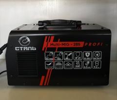 Сварочный полуавтомат Сталь Multi - MIG - 285 PROFI