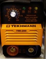 Сварочный инвертор Tekhmann TWI 200