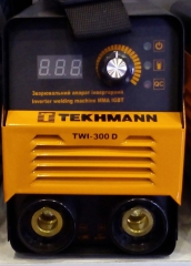Сварочный инвертор Tekhmann TWI 300