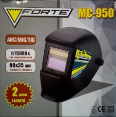 Сварочная маска Forte MC 950