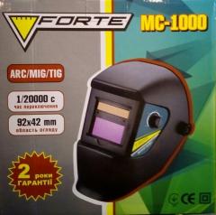 Сварочная маска Forte MС 1000