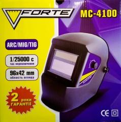 Сварочная маска Forte MC 4100