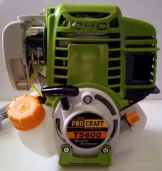 Бензокоса Procraft T5600 (4 тактная)
