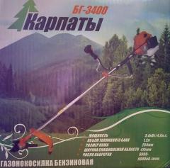 Бензокоса Карпаты БГ 3400