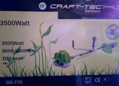 Бензокоса Craft-tek GS 770