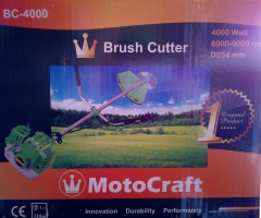 Бензокоса MotoCraft BC 4000