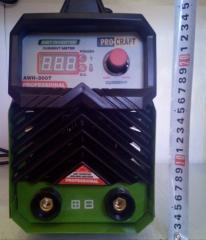 Сварочный инвертор Procraft AWH 300 T