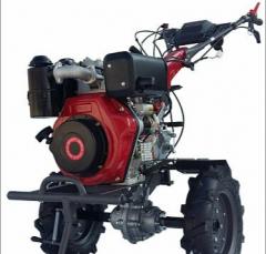 Дизельный Мотоблок WEIMA (Вейма) WM1100BЕ-6 КМ c DIFF (DELUXE) c электростартером и дифференциалом