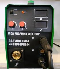 МИНСК МТЗ МСА MIG/MMA-380