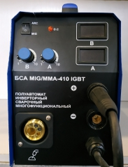 Беларусмаш БСА MIG/MMA-410 IGBT NEW