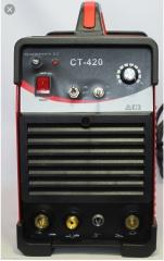 Сварочный инвертор CUT/TIG/MMA Edon CT-420