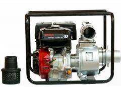 Мотопомпа WEIMA WMQGZ100-30 NEW 120 куб.м/час, 18 л.с.