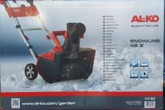 Электро снегоуборщик AL-KO SNOWLINE 46 E