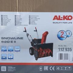 Бензиновый снегоуборщик AL-KO SNOWLINE 620 E