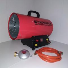 Газовая тепловая пушка GRÜNHELM GGH 15