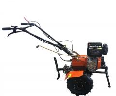 Мотоблок Forte 1050 DIF оранжевый (6л/с дизель)