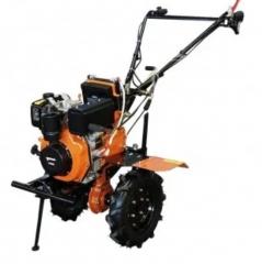 Мотоблок Forte 1050E оранжевый (6л/с дизель)