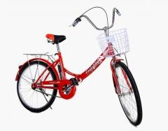 Велосипед TRINO ДЕСНА СМ115 ( Стальная рама) ( Рост 156-170 см)
