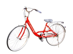 Велосипед TRINO UNIKA CM113  (Стальная рама) ( Рост 150-165 см)