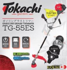 Бензокоса Tokahsi TG-55Т 3+1