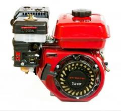 WEIMA  BТ170F-T/25 (для ВТ1100-шлицы 25мм), бензин 7.0л.с.