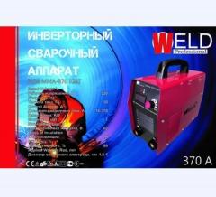 Сварка инверторная Weld МСА ММА- 370  в кейсе с электронным табло