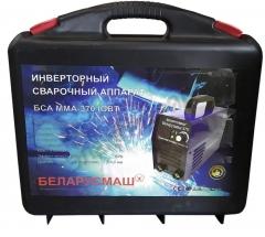 Сварка инверторная Беларусмаш  ИСА ММА-370 в кейсе с электронным табло