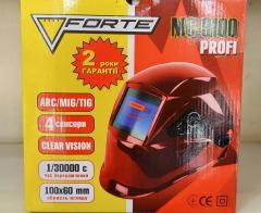 Сварочная маска Forte MS 9100