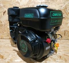 Бензиновый двигатель GRUNWELT 230F-T/20 NEW ЕВРО 5