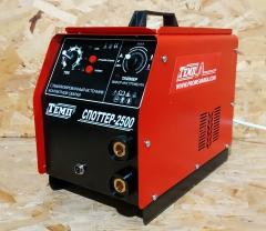 СПОТТЕР-2500 Темп — споттерный аппарат с функцией работы до 170V