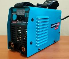 Сварочный инвертор Grand MMA-300  LCD-Дисплей