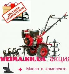 Мотоблок WEIMA (Вейма) WM1100B PRO