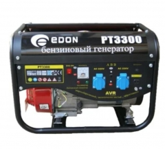 Генератор бензиновый Edon PT 3300