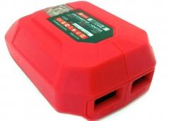 USB-переходник Edon OAF21-U 5В x 2А x 2USB