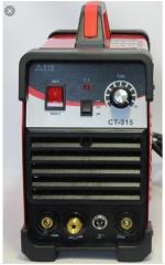 Сварочный инвертор-плазморез Edon CT-315 CUT+TIG+MMA