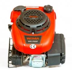 Бензиновый двигатель WEIMA  WM1P65 двигатель c вертикальным валом, шпонка.