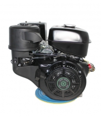 Бензиновый двигатель GrunWelt GW460F-S (18 л.с., шпонка)