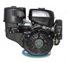 Бензиновый двигатель GrunWelt GW460FE-S (18 л.с., шпонка)