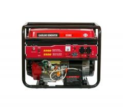 Генератор бензиновый WEIMA WM5500Е (5,5 кВт, электростартер, 1 фаза)